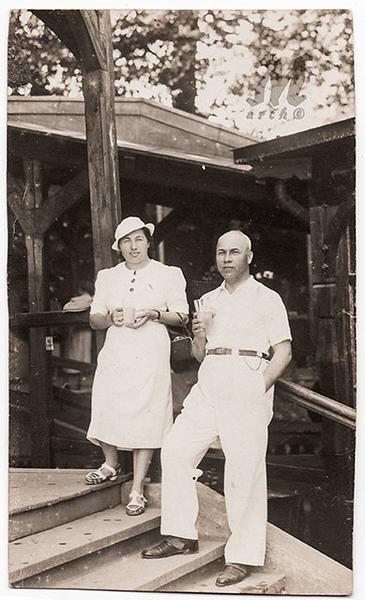 Степан і Еліна Романки