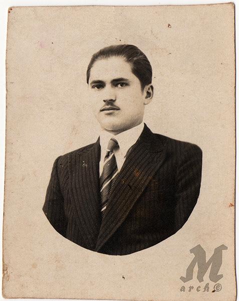 В. Богатирець. Питилів. 20 травня 1935.