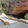 Carlsbad Caverns Natural Entrance