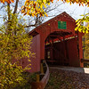 Slaughterhouse Covered Bridge, Northfield Falls, VT.