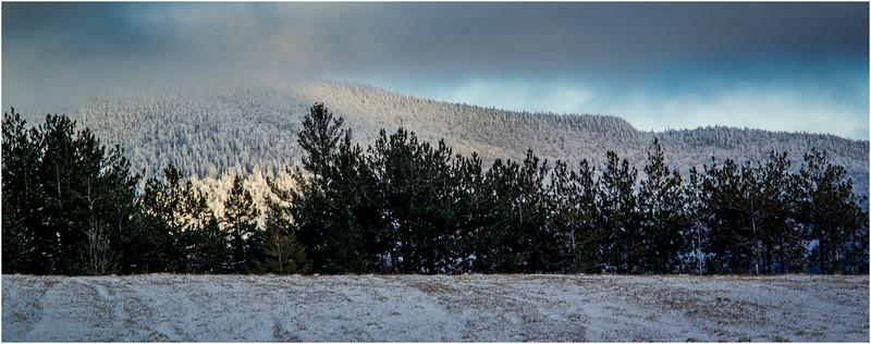 Adirondacks North Elba Cascade Mountain 1 December 2016