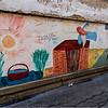 Binghamton NY March 2016 Alleyway Mural 1