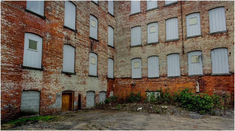 Gloversville NY Abandoned Glove Factory 1 May 2016