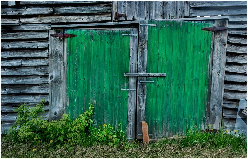 Glen NY Old Barn 5 May 2016