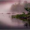 Adirondacks Chateaugay Lake Before Sunrise 7 July 2016
