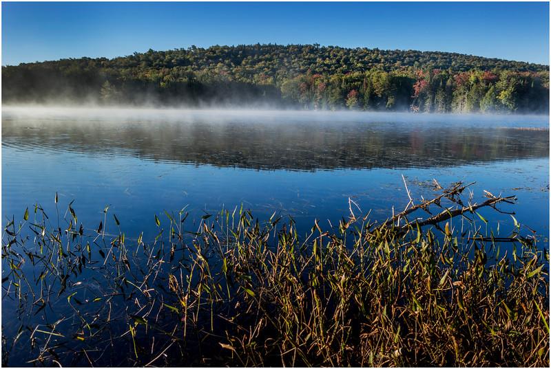 Adirondacks Lake Durant Morning Light 10 September 25 2016