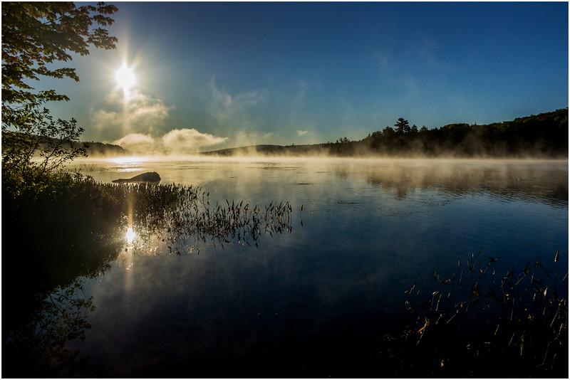 Adirondacks Lake Durant Sunrise 8 September 25 2016