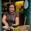 Puerto Rico February 2016 El Yunque Fresh Coconut Trimmer 1