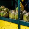Puerto Rico February 2016 El Yunque Fresh Coconuts