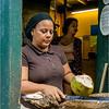 Puerto Rico February 2016 El Yunque Fresh Coconut Trimmer 2