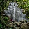 Puerto Rico February 2016 El Yunque La Coca Falls 1