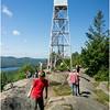 Adirondacks Bald Mountain Firetower 1 July 2016