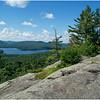 Adirondacks Bald Mountain First Lake July 2016