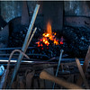 Rotterdam NY Maybee Farm Blacksmith Shop 3 August 2016