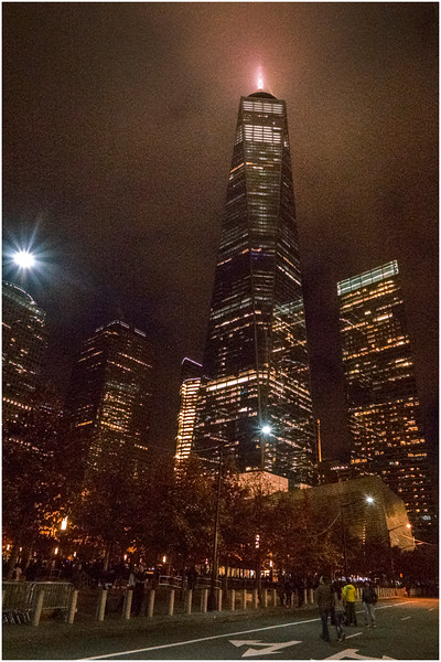 Manhattan NY One World Trade Center 3 November 2016