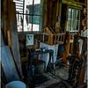 Rotterdam NY Maybee Farm Carpentry Shop 3 August 2016