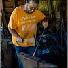 Rotterdam NY Maybee Farm Blacksmith Shop 9 August 2016
