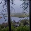 Adirondacks Cary Lake Morning Mist 3 September 2017