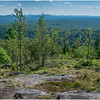 Adirondacks Coney Mountain View 2  July 2017
