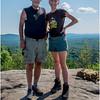 Adirondacks Coney Mountain Tom Jenna 1 July 2017