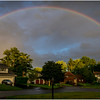 Delmar NY Rainbow in the Neighborhood June 2017