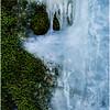 Adirondacks Mt Jo Trail Iceflow 4 February 2017