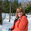 Adirondacks Mt Jo Trail Kim Trailhead 2 February 2017