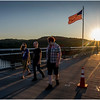 Poughkeepsie NY  Walk over the Hudson 9 October 2017
