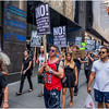 New York City Anti-Trump March 2 August 2017