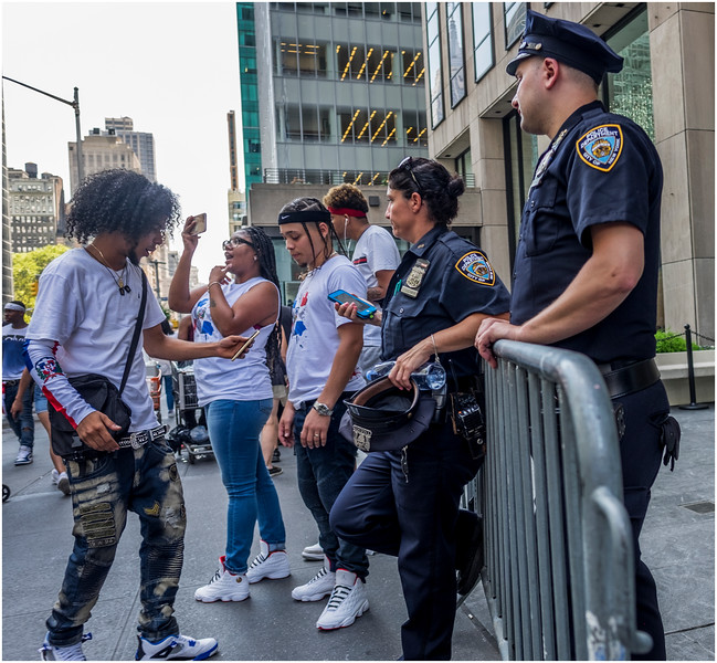 New York City Dominica Day 14 August 2017