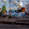 Portland Maine Back Alley Mural 6 March 2017