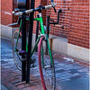 Portland Maine Bicycle March 2017