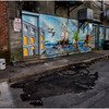 Portland Maine Back Alley Mural 1 March 2017