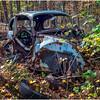 Ulster County NY Abandoned Bug 18 October 2017