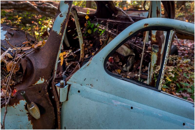 Ulster County NY Abandoned Bug 5 October 2017