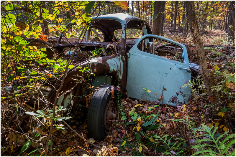 Ulster County NY Abandoned Bug 1 October 2017