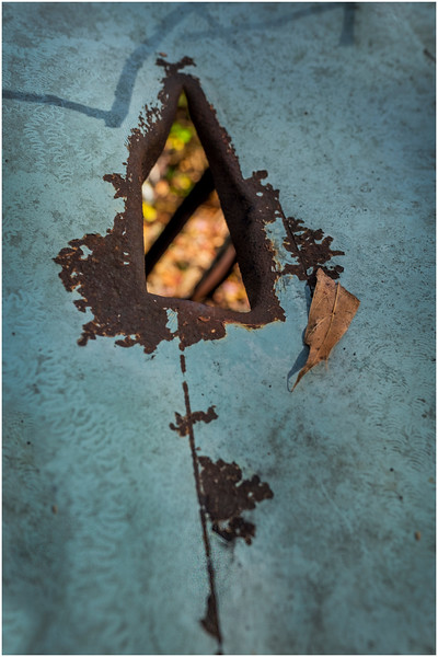Ulster County NY Abandoned Bug 13 October 2017