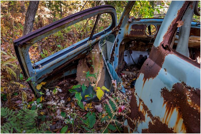 Ulster County NY Abandoned Bug 10 October 2017