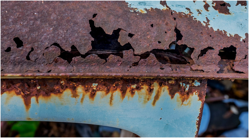 Ulster County NY Abandoned Bug 26 October 2017