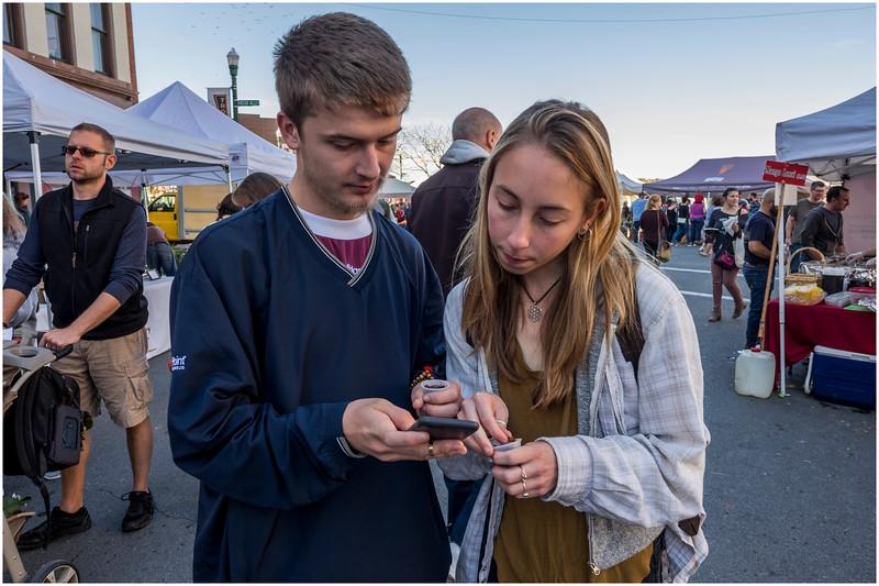 Troy NY Farmers Market 3 Jenna Lucas Crickets October 2017