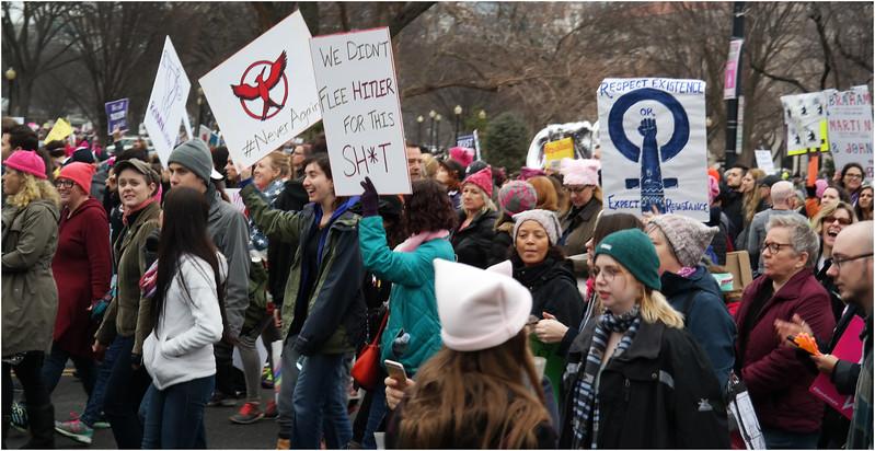 A Washington DC Womens March 121 January 21 2017