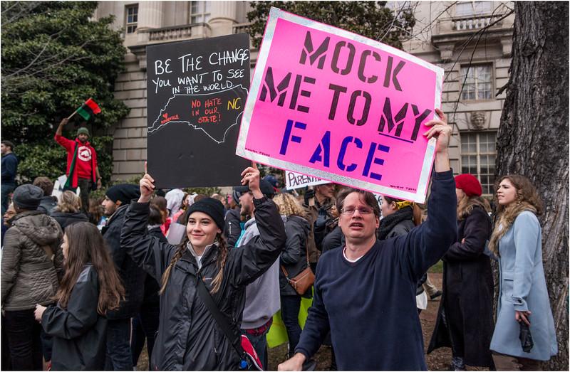 A Washington DC Womens March 332 January 21 2017