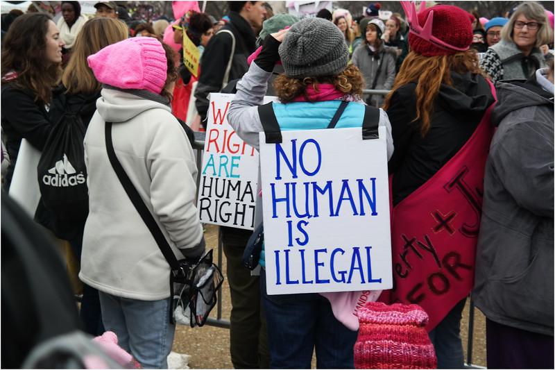 A Washington DC Womens March 16 January 21 2017