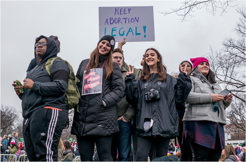A Washington DC Womens March 296 January 21 2017