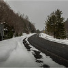 Adirondacks Arietta Route 30 while Snowing 1 March 2018