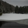 Adirondacks Arietta West Branch Sacandaga River 8 March 2018