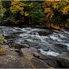 Adirondacks Buttermilk Falls 16 October 2018