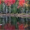 Adirondacks Lake Abenakee 2  October 2018