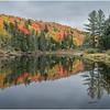 Adirondacks Buttermilk Falls 23 October 2018