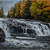 Adirondacks Buttermilk Falls 5 October 2018